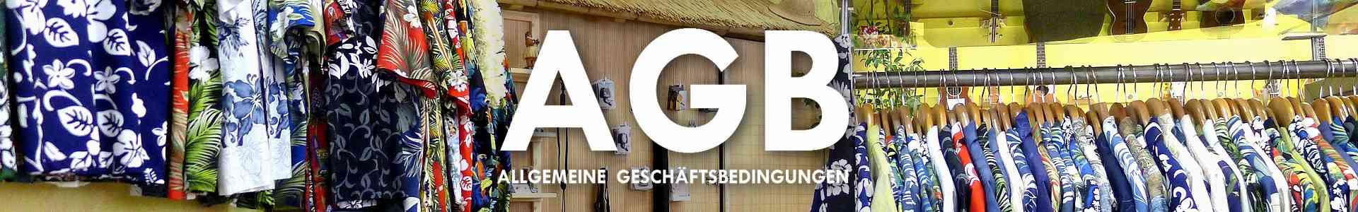 Ukulele Fieber Company - AGB