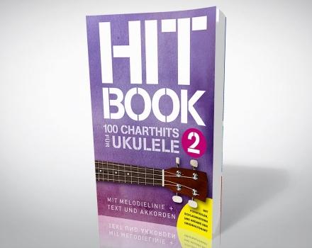 Bosworth Hitbook 2 – 100 Charthits für Ukulele