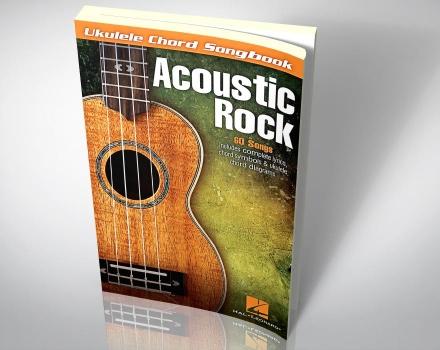 Acoustic Rock Songbook (Ukulele Chord Songbook)