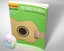 Easy Songs For Ukulele (mit Audio CD)
