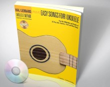 More Easy Songs For Ukulele (mit Audio CD)