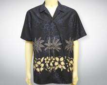 Hawaiihemd Blue Hawaii - Dunkel