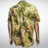 Hawaiihemd Manu – Beige