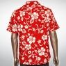 Hawaiihemd Maui – Rot