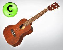 LEHO - Concert Ukulele