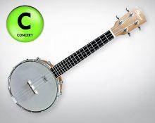 Ohana Concert Banjolele CK-105BJU