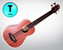 Bass Tenor Ukulele - Kala Rumpler U-Bass