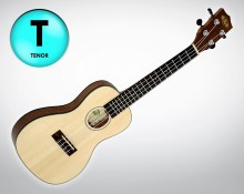 Kala KA-SSTU-T - Travel Tenor Ukulele