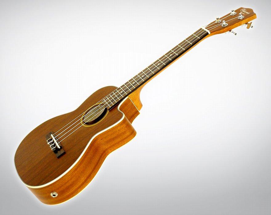 ohana ck 20ce mit tonabnehmer ukulele fieber company. Black Bedroom Furniture Sets. Home Design Ideas