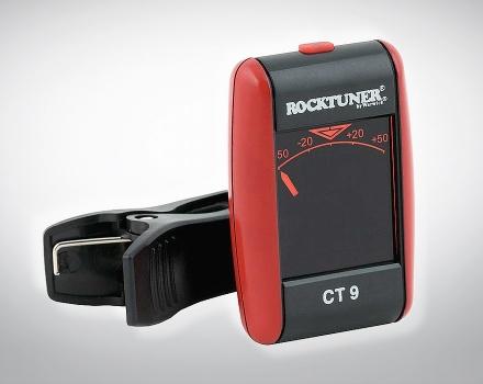 Rocktuner RT CT 9 Clip-On Stimmgerät