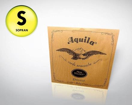 Aquila New Nylgut – Sopran Saiten Satz